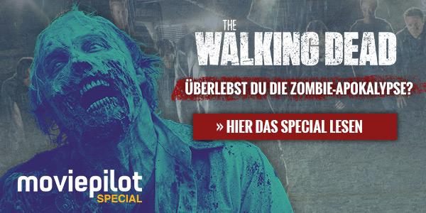 The Walking Dead Staffel 7 - Überlebst du die Zombie-Apokalypse?