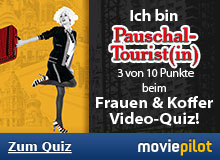 Zum Frauen & Koffer Video-Quiz bei der Film-Community moviepilot