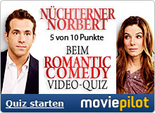 Zum Romantic Comedy Video-Quiz bei der Film-Community moviepilot