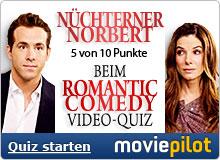 Zum Romantic Comedy Video-Quiz bei der Film-Community moviepilot