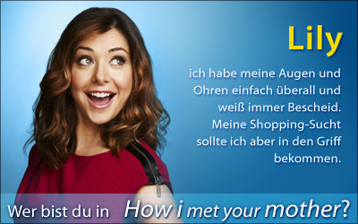 Wer bist du aus der How I met your mother Clique? Finde es heraus im Quiz zu How I met your mother bei moviepilot