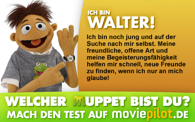 Welcher der Muppets bist du? Mach den Test zum Start von DIE MUPPETS bei der Film-Community moviepilot