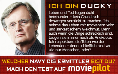 Welcher Ermittler aus NAVY-CIS bist du? Mach den Test bei der Film-Community moviepilot