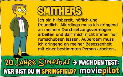 Welche Figur bist du von den Simpsons? Mach den Test zur Serie Die SIMPSONS bei der Film-Community moviepilot
