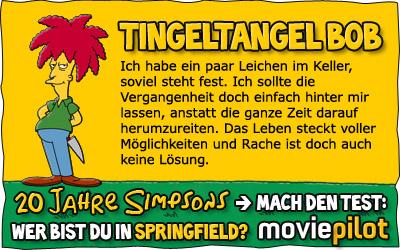 Welche Figur bist du aus Springfield? Mach den Die SIMPSONS-Test bei der Film-Community moviepilot
