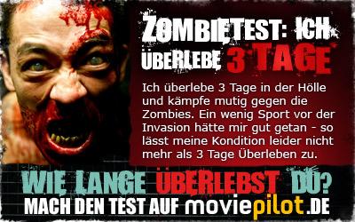 Wie lange überlebst du den Zombieangriff? Mach den Die Horde-Test bei der Film-Community moviepilot